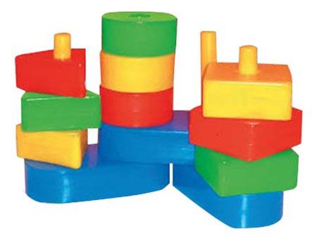 Развивающая игрушка Счастливое детство Логическая горка