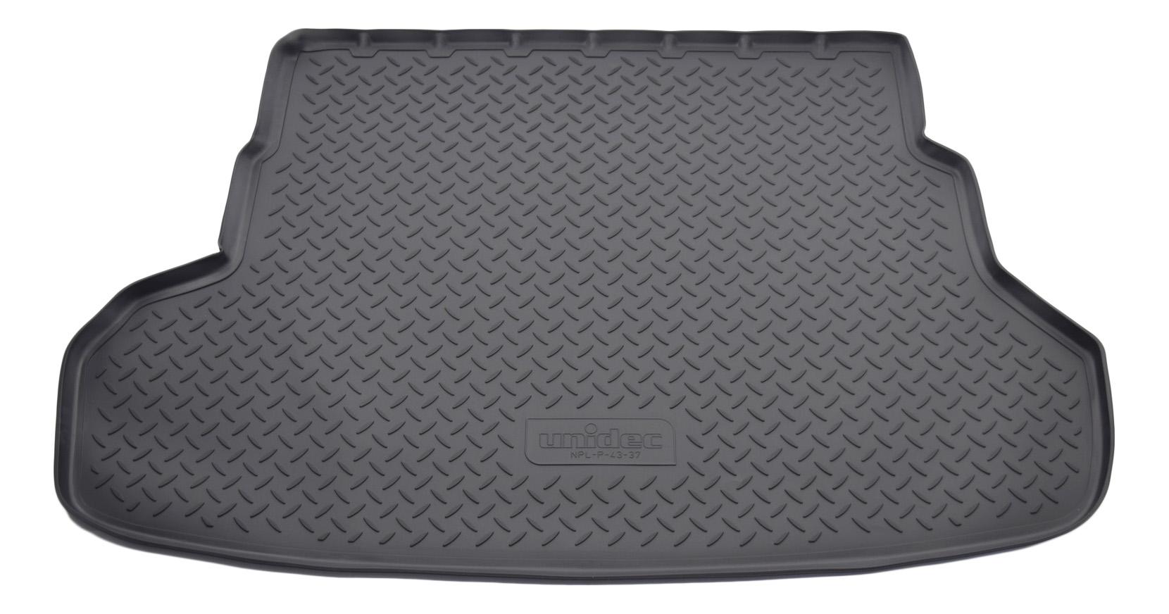 Коврик в багажник автомобиля для KIA Norplast (NPL-P-43-37)