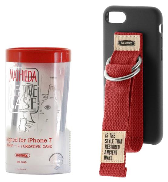 Чехол-накладка Remax Mathilda для Apple iPhone 7 Black