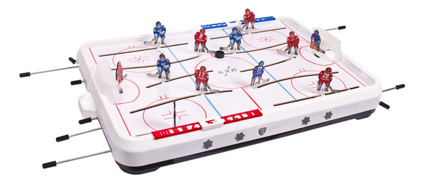 Спортивная настольная игра Омский завод электротоваров Хоккей