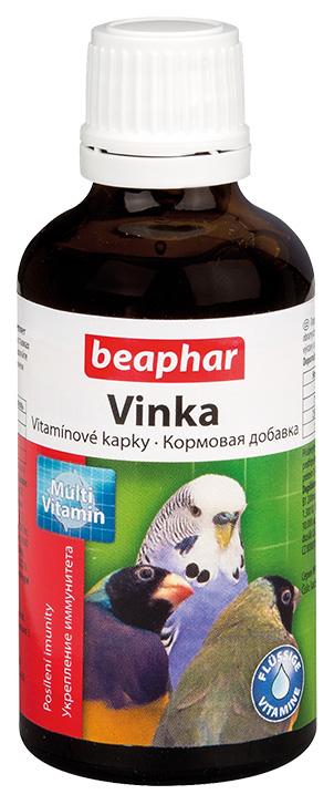 Витаминный комплекс для декоративных птиц Beaphar Vinka,