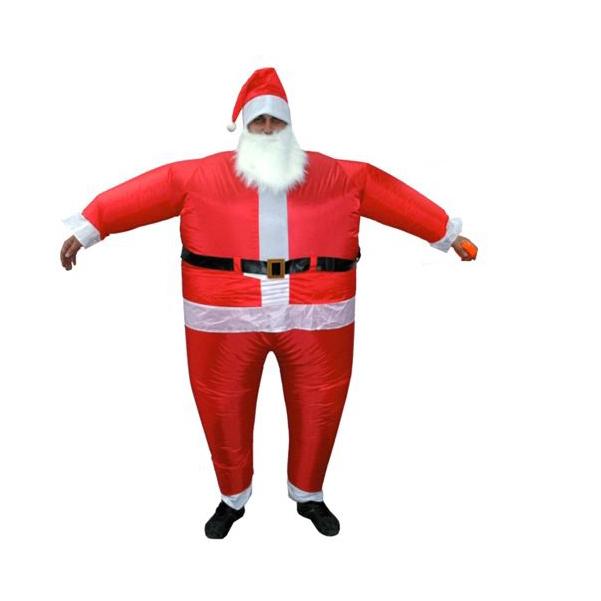 Новогодний костюм Дед Мороз CS 01/2 надувной