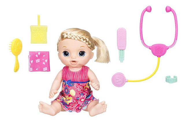 Кукла Baby Alive Малышка у врача