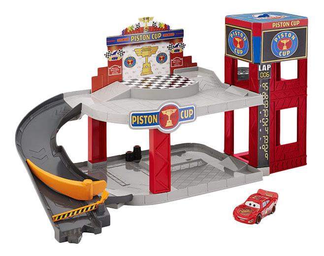 Гараж игрушечный Disney Cars Большой гараж, Большой гараж