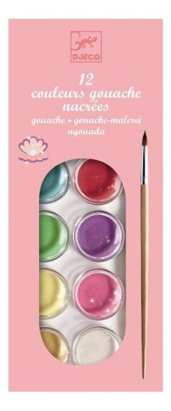 Набор для рисования Djeco 12 цветов
