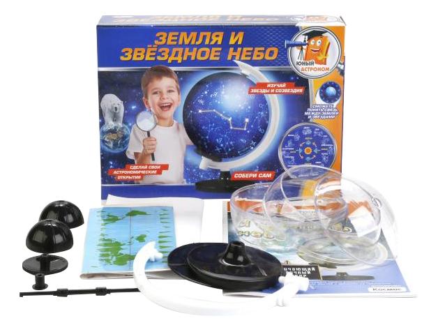 Купить Набор для опытов Юный астроном Земля и звездное небо Играем вместе TXH-139-R, Играем Вместе,