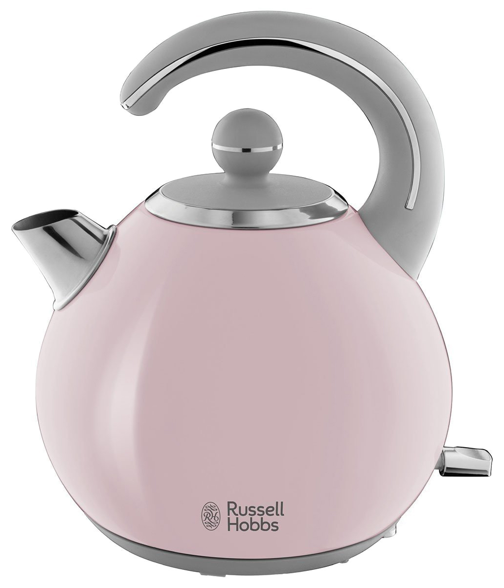 Чайник электрический Russell Hobbs Bubble Pink