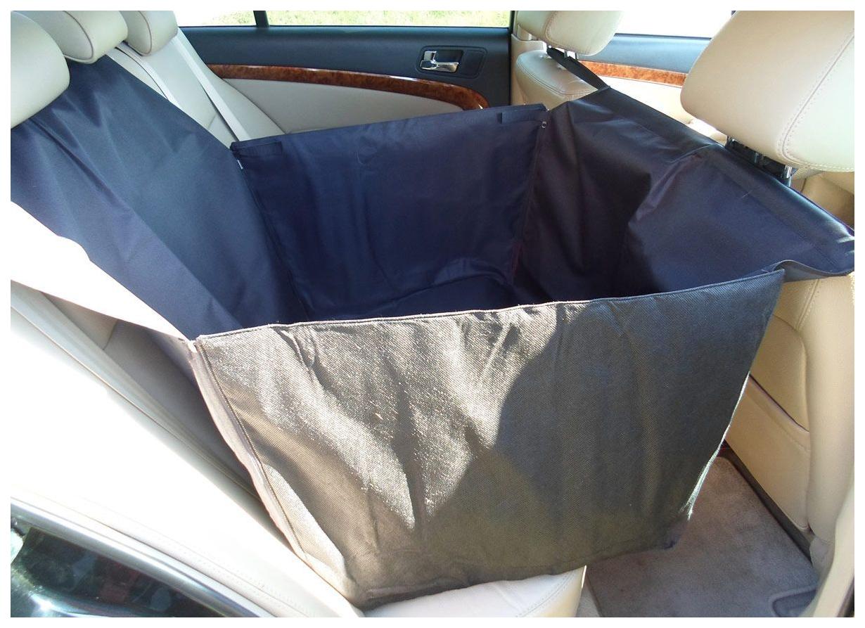 Автогамак для перевозки собак с мягкой защитой