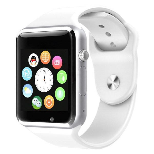 Смарт часы Smart Watch A1 White/White
