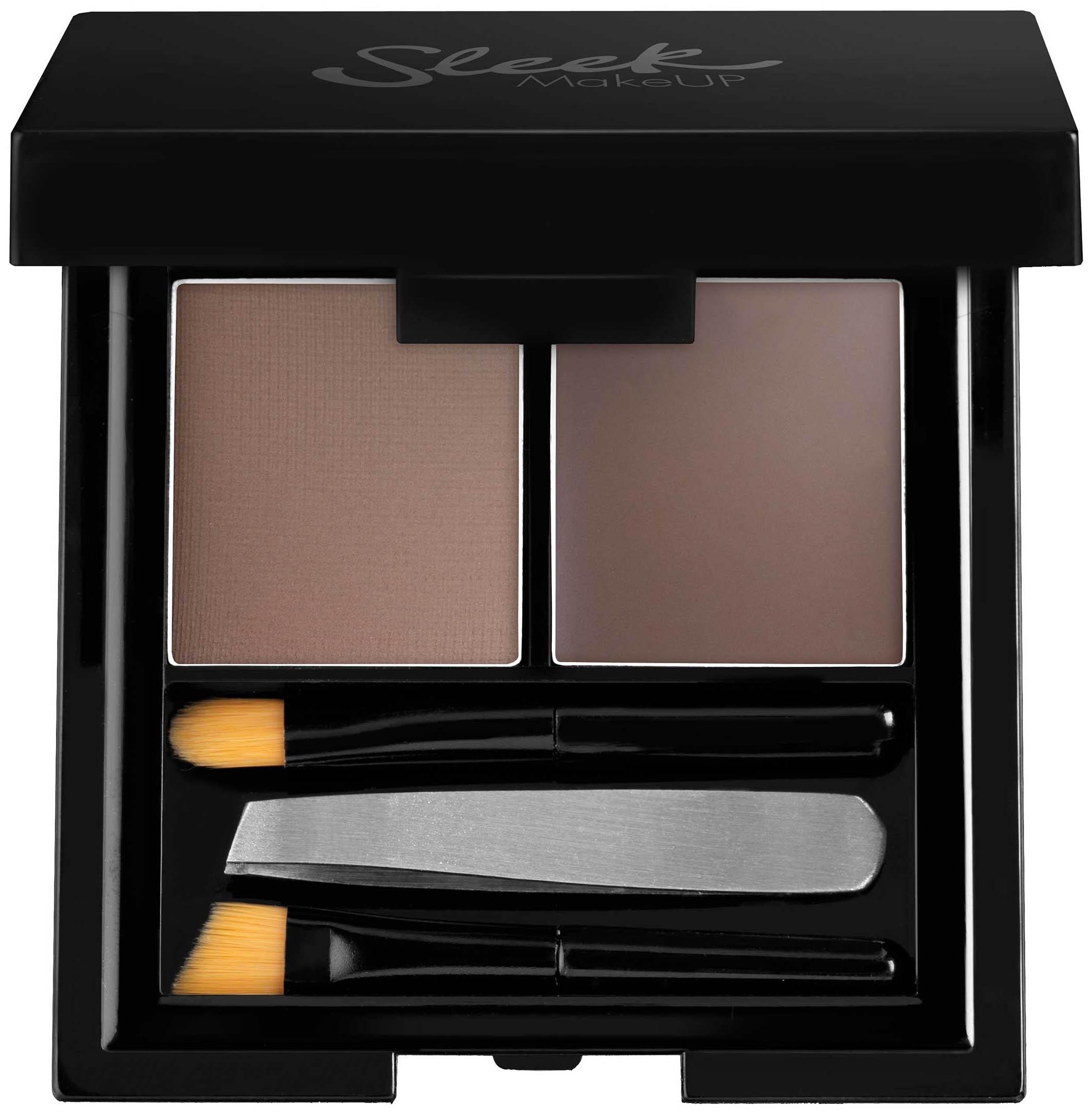 Тени для бровей Sleek MakeUP Brow Kit Dark 3,8 г фото