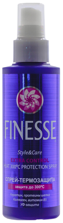 Купить Спрей для волос Finesse Extra Control Heat 300С Protection Spray 150 мл