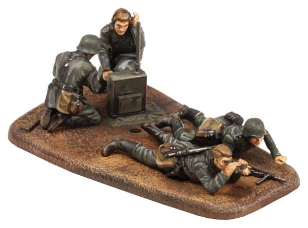 Купить Модели для сборки Zvezda Немецкие разведчики 1939-1942