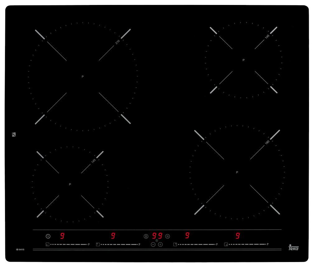 Встраиваемая варочная панель индукционная TEKA IB 6415