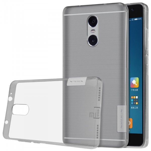 Чехол Nillkin Nature Series для Xiaomi Redmi Pro Grey