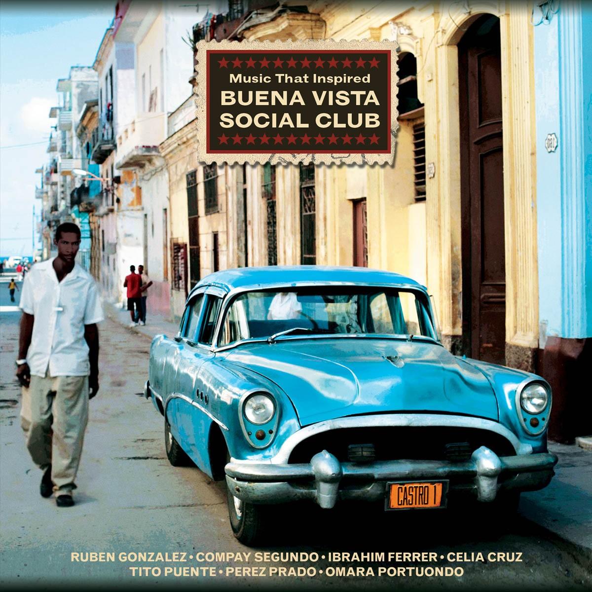 Виниловая пластинка Various Artists BUENA VISTA SOCIAL CLUB (2LP)