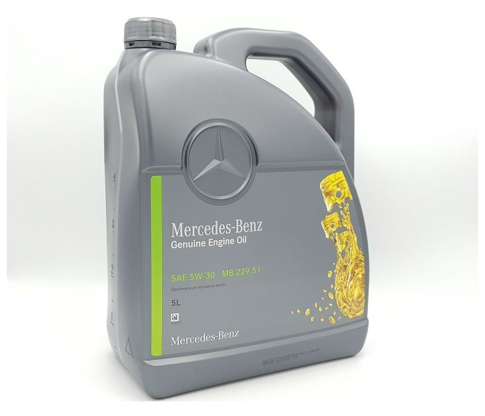 Масло моторное Mercedes-Benz 11BLER 5W-30 1л