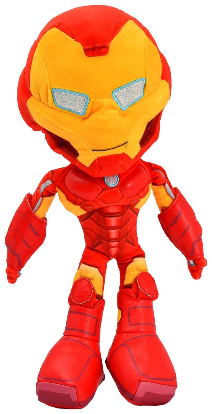 Мягкая игрушка Железный человек 25 см Nicotoy.