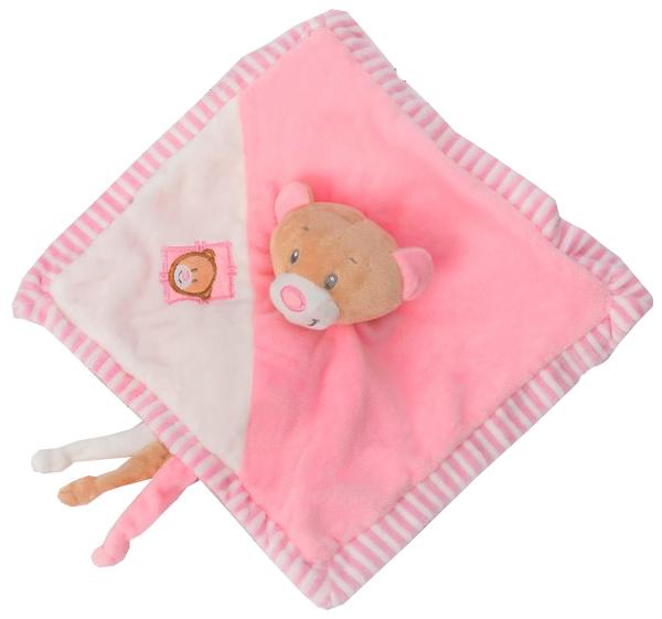 Купить Комфортер Медвежонок розовый носик Sima-Land, Комфортеры для новорожденных