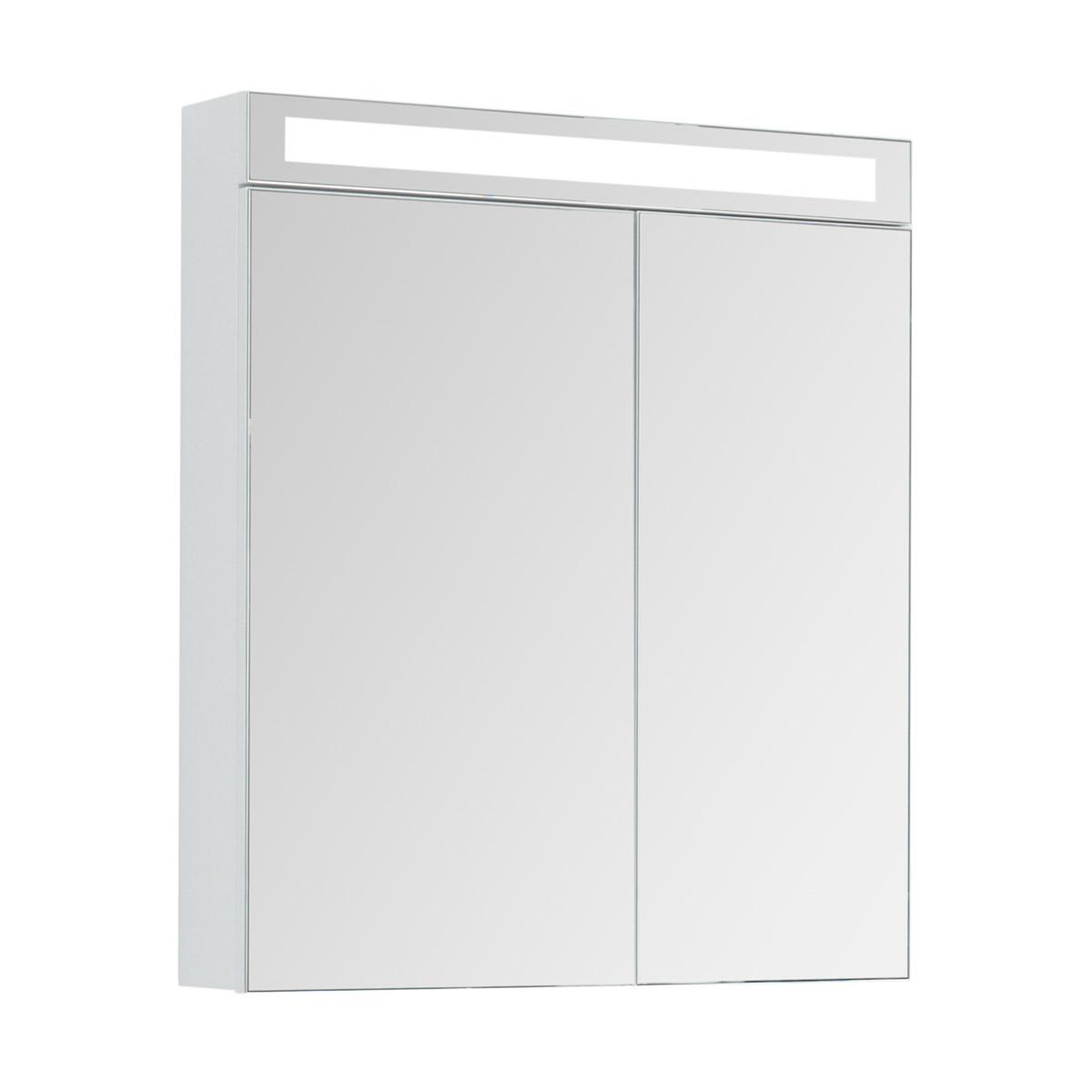 Зеркальный шкаф для ванной Dreja 77.9007W