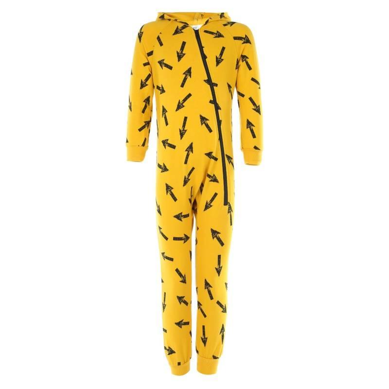 Купить OVL0017, Комбинезон Lien, цв. желтый, 98 р-р, Повседневные комбинезоны для девочек