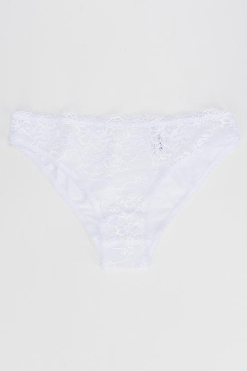 Трусы женские Innamore BD33352 Clusia белые 2 IT фото