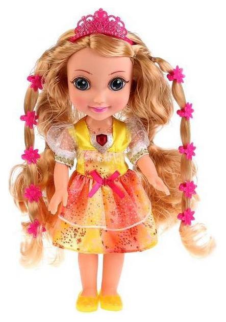 "Кукла ""Принцесса Амелия"", 36 см Карапуз"