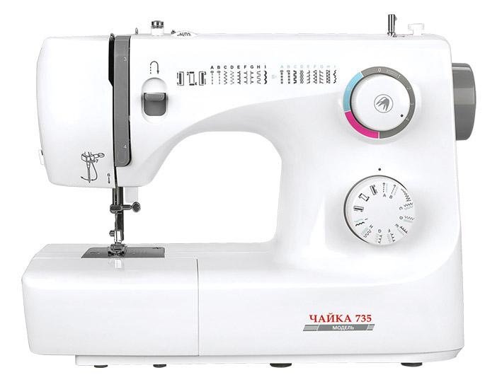 Швейная машина CHAYKA Чайка 735