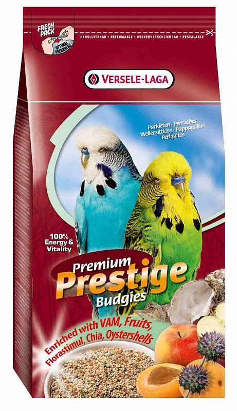 Основной корм для волнистых попугаев Versele Laga