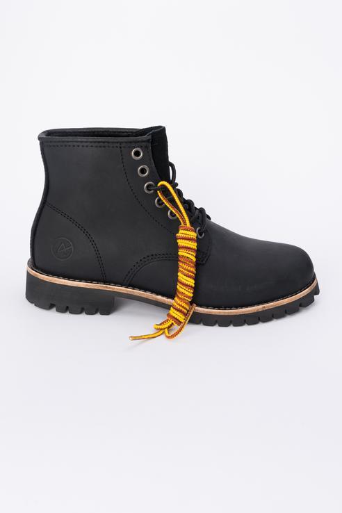 Ботинки женские Affex 81-MSK черные 38 RU.
