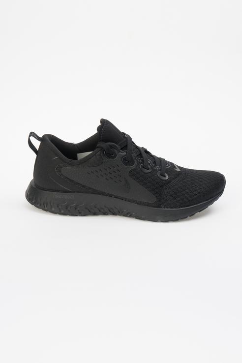 Кроссовки женские Nike Rebel React черные 37,5 RU фото
