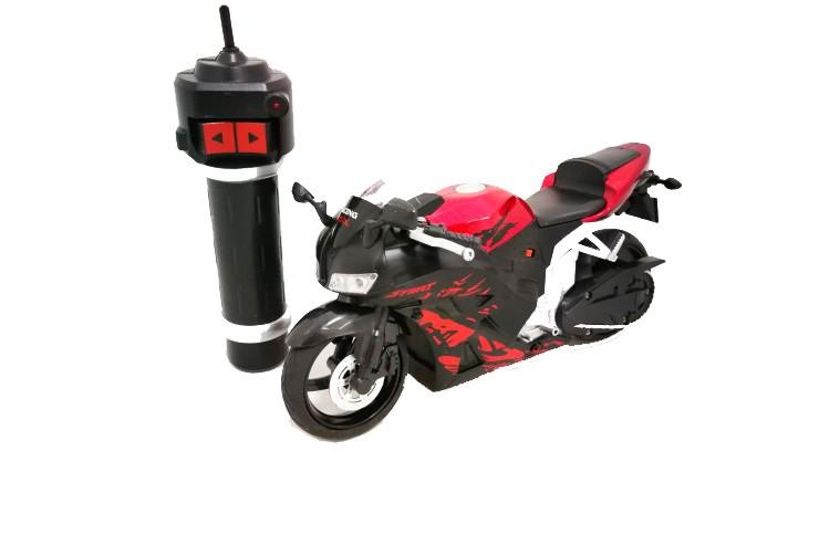 Радиоуправляемый мотоцикл Yongxiang Toys с гироскопом 8897