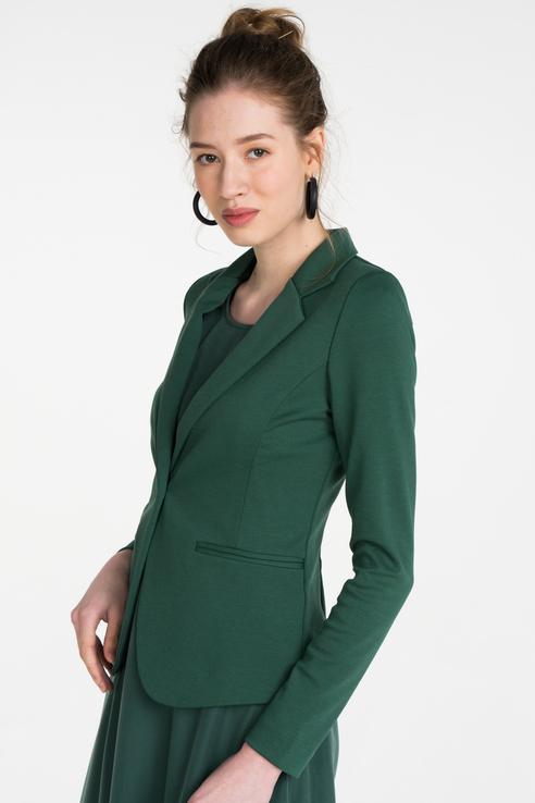 Пиджак женский ICHI 20101801 зеленый M