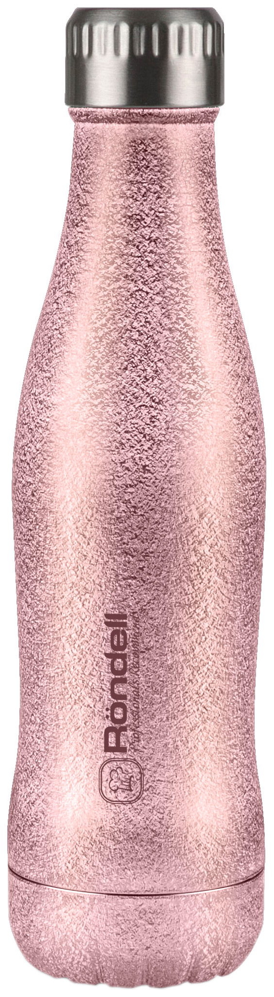 Термос Röndell Disco 0,4 л розовый фото