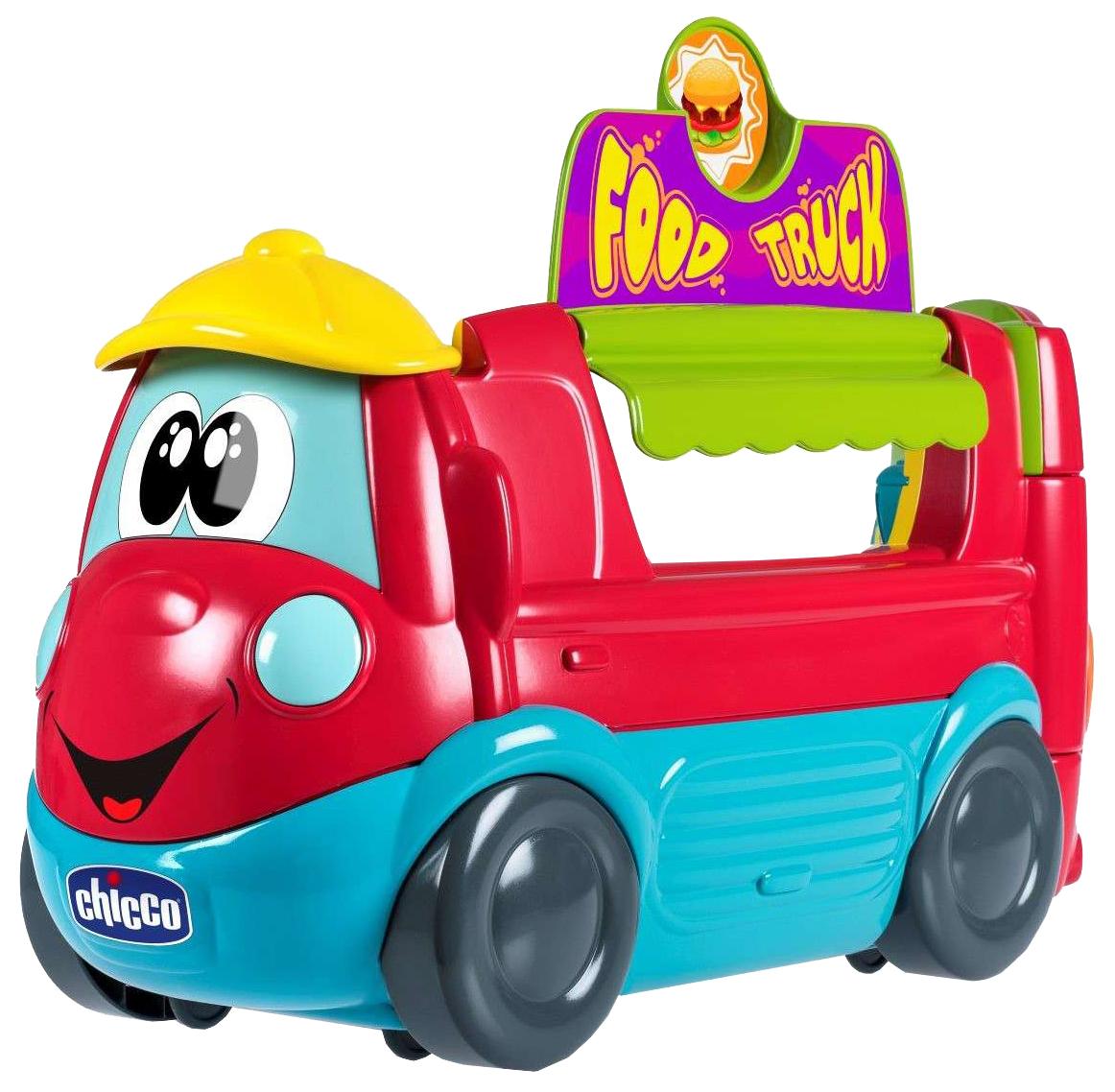 Развивающая игрушка Chicco Говорящая игрушка Фургон - кухня