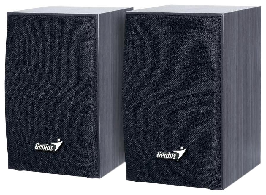 Колонки 2.0 Genius SP HF160 Вlack