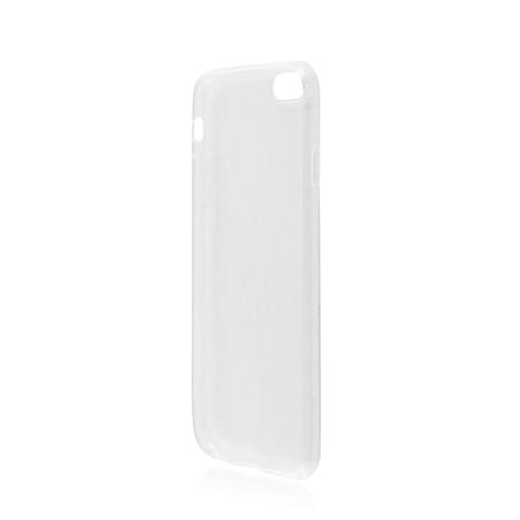 Силиконовый чехол Brosco для Apple IPhone 6 Plus, прозрачный