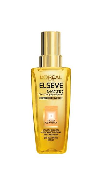 Масло для волос L\'Oreal Elseve Экстраординарное универсальное 50 мл