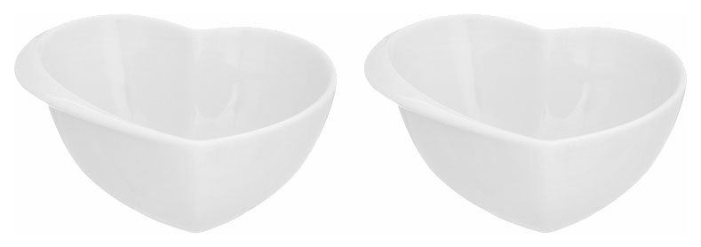Набор блюд Elan Gallery 540172 Белый