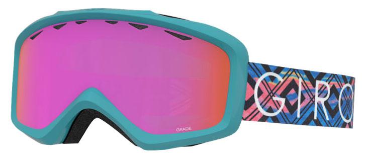 Горнолыжная маска Giro Grade 2019 Light Blue