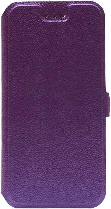 Чехол GOSSO CASES Book Type UltraSlim для Apple iPhone 7 / 8 фиолетовый