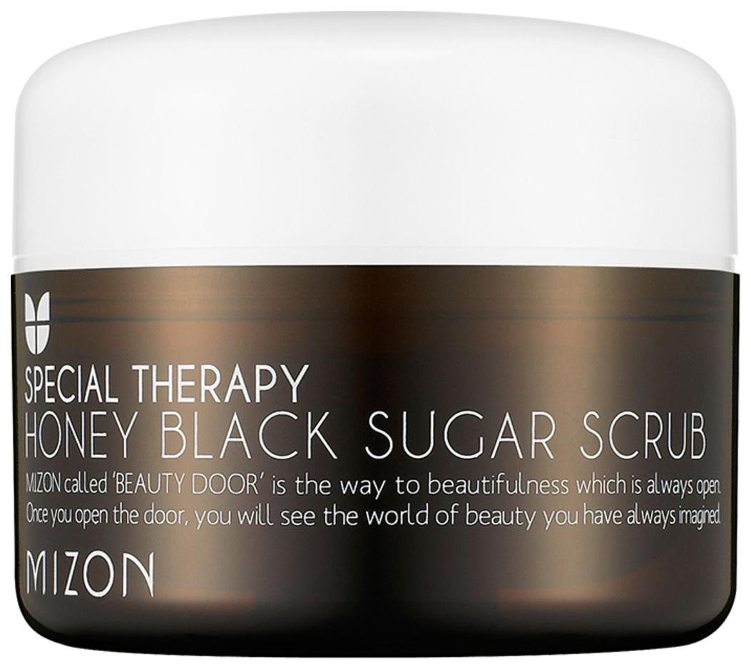 Купить Скраб для лица Mizon Honey Black Sugar 165 мл