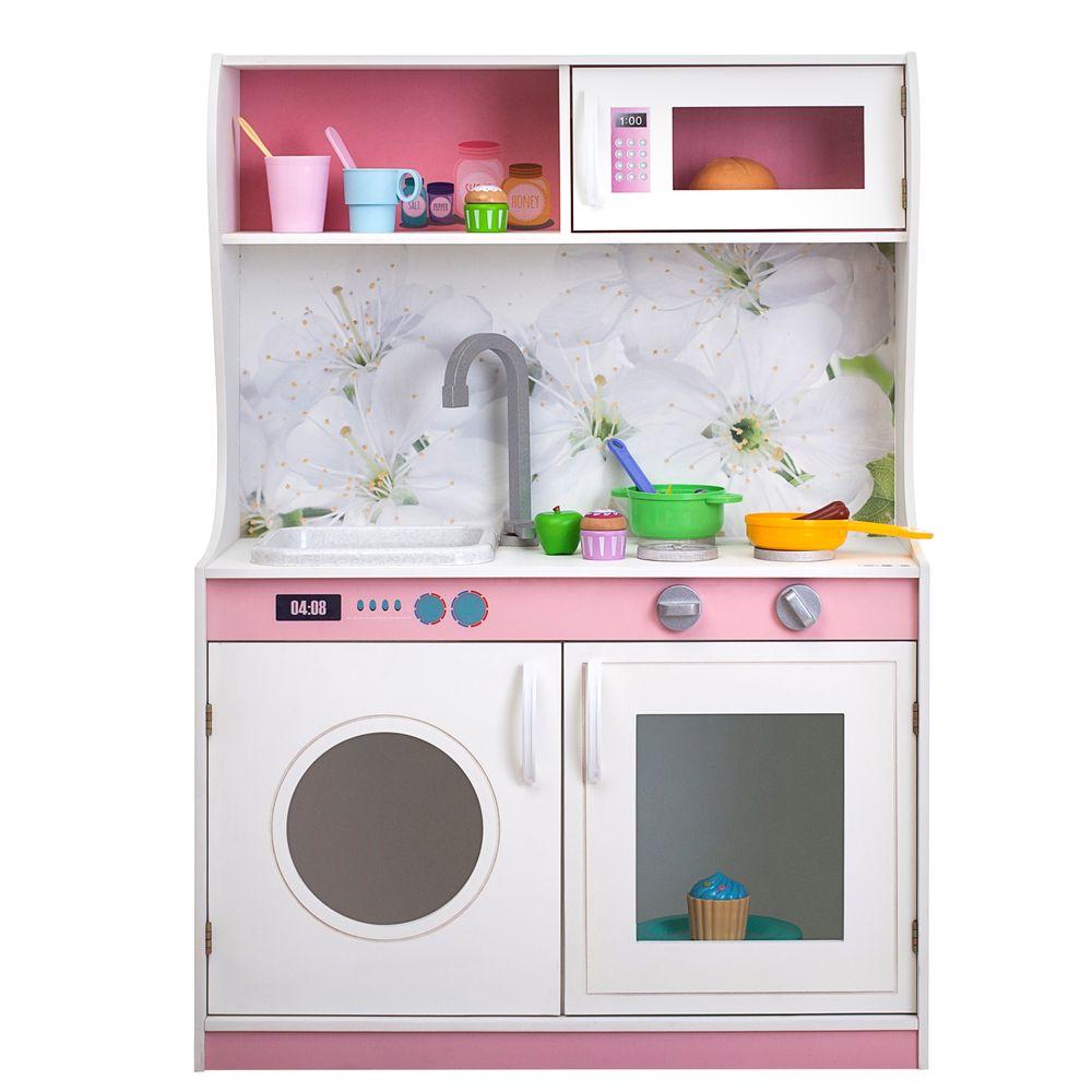 Купить Игрушечные кухни, Игрушечная кухня Paremo Фиори Бьянка Мини, Детская кухня