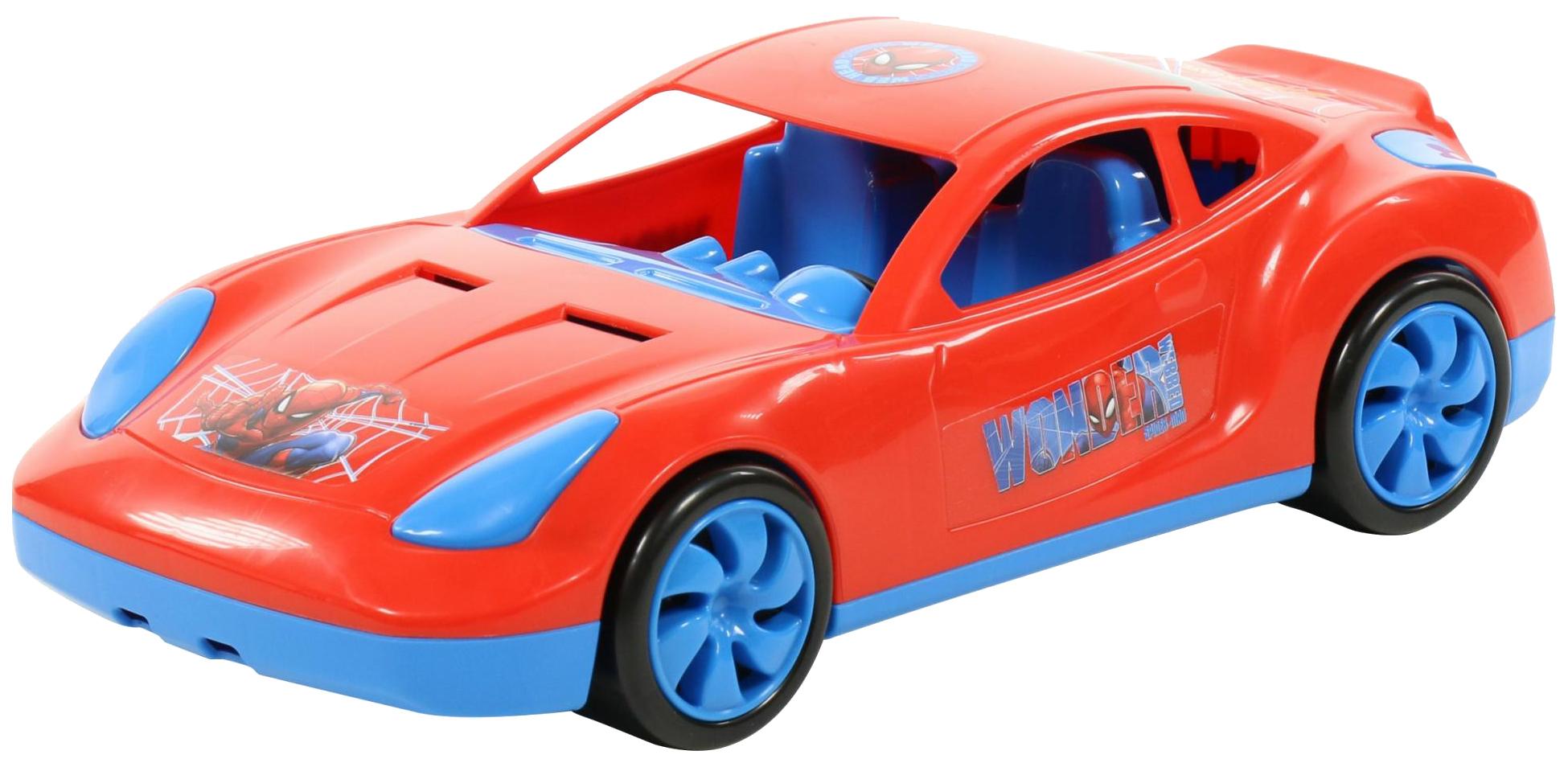Автомобиль Marvel Мстители Полесье Человек Паук