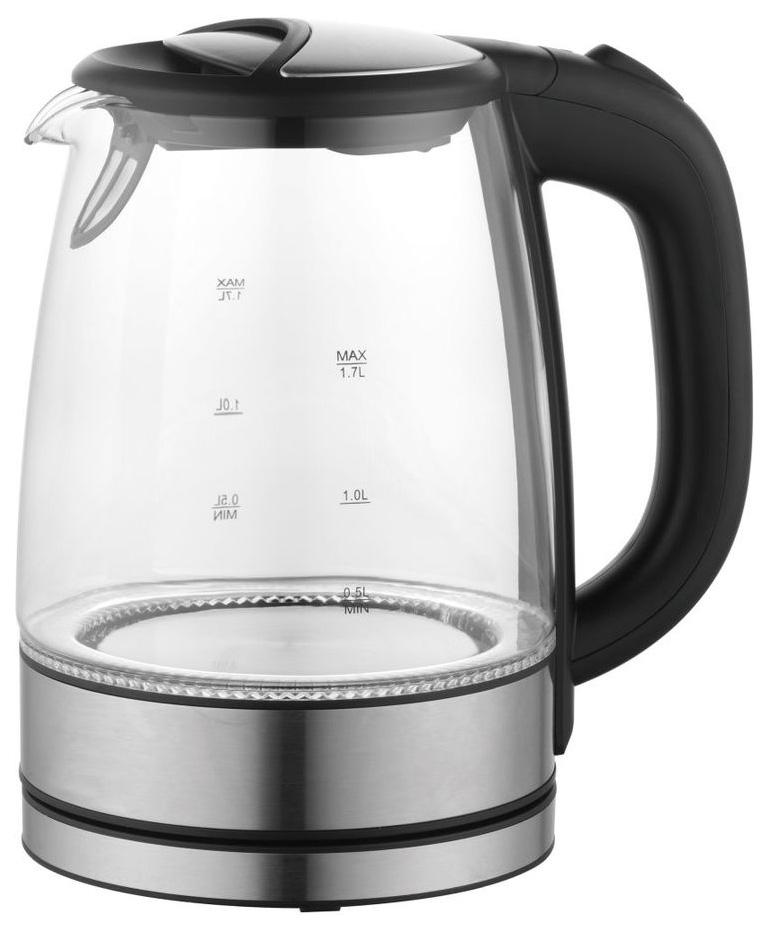 Чайник электрический Sinbo SK 7391 Black/Silver