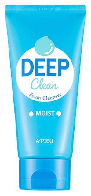 Пенка для умывания A'Pieu Deep Clean Foam Cleanser