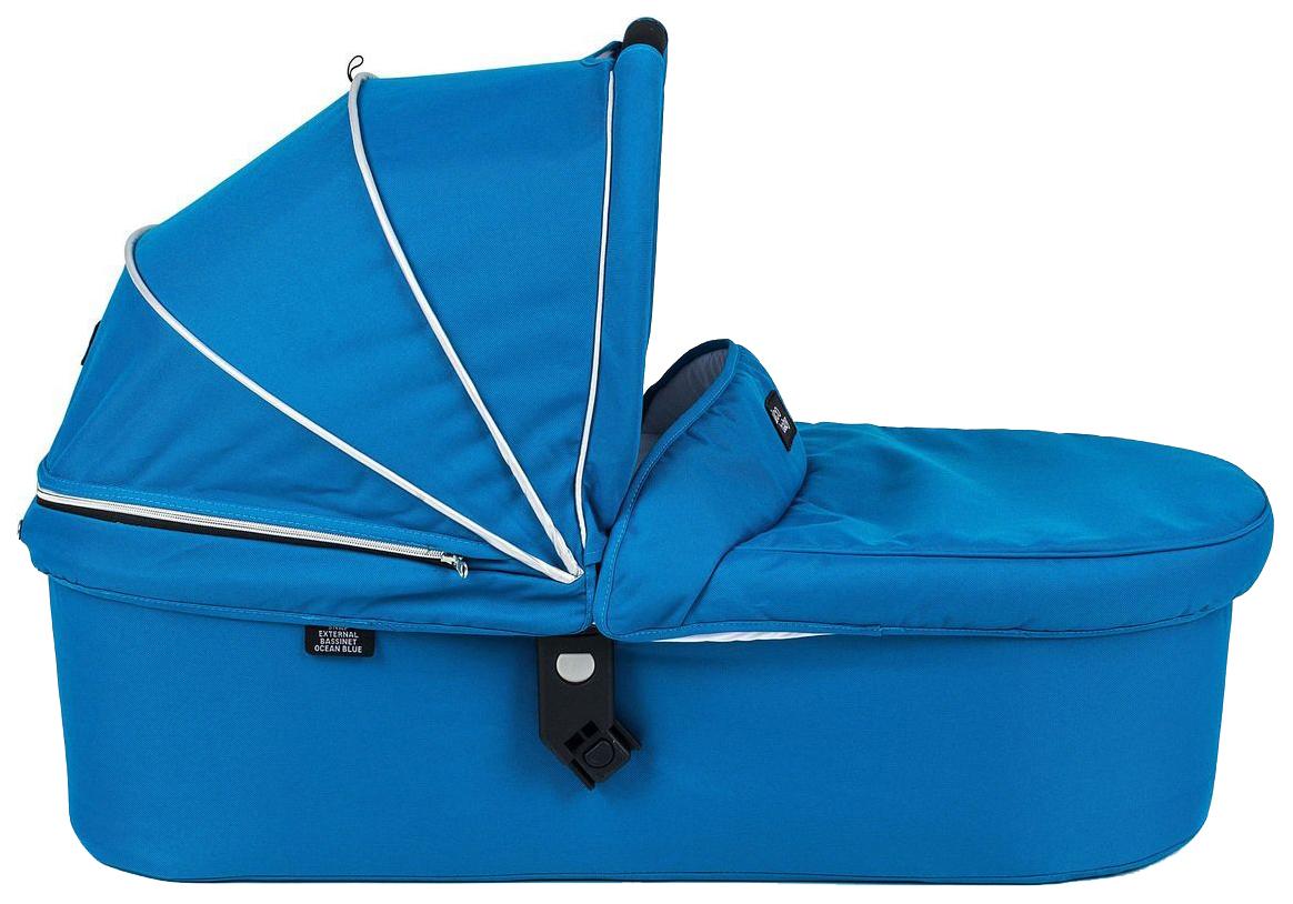 Люлька Valco baby External Bassinet для Snap #and# Snap4 Ocean Blue
