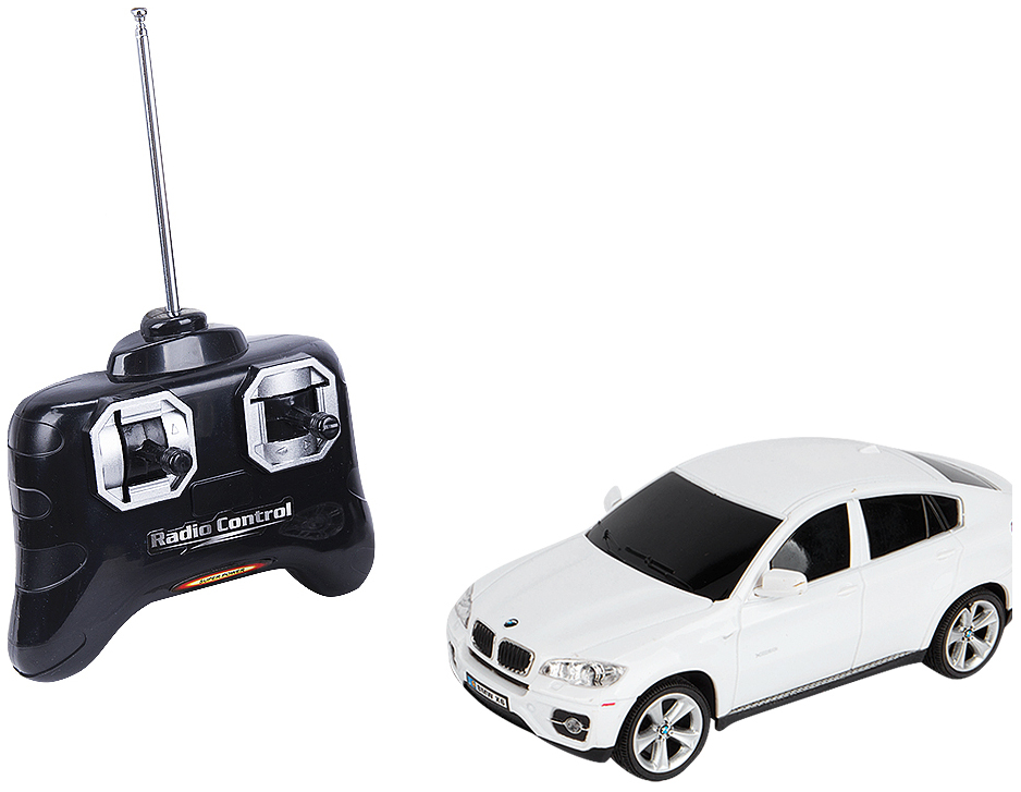 Радиоуправляемая машинка GK RACER SERIES BMW X6 1:24