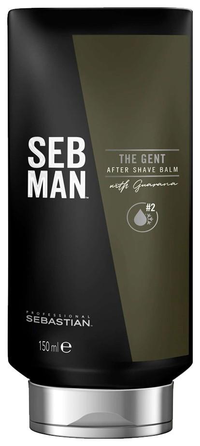 Бальзам после бритья Sebman The Gent