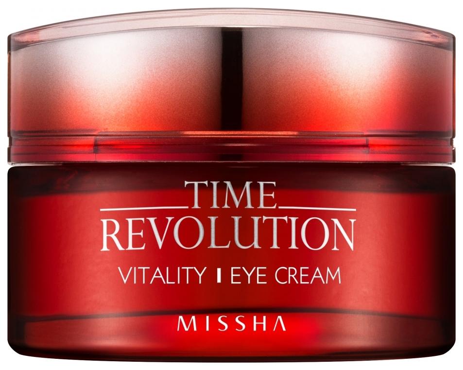 Крем для глаз Missha Time Revolution Vitality Eye Cream 25 мл