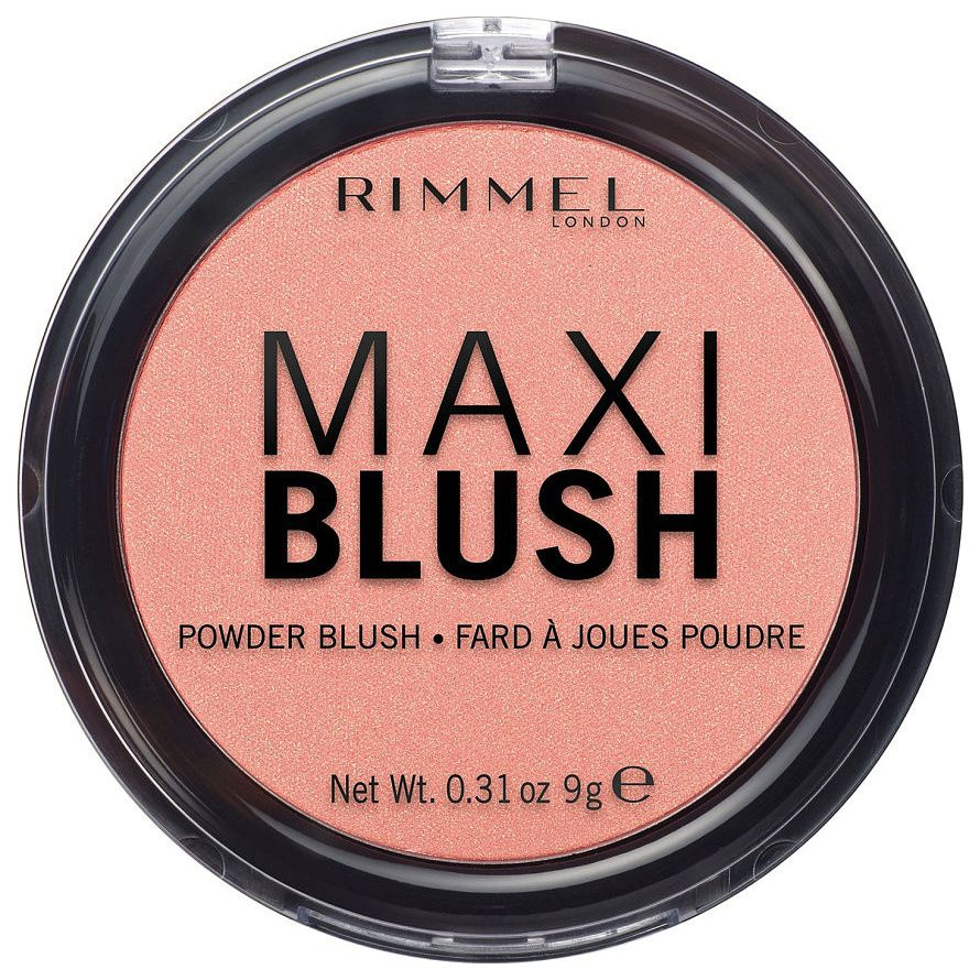Румяна Rimmel Maxi Blush Powder Blush Тон 001 45 г